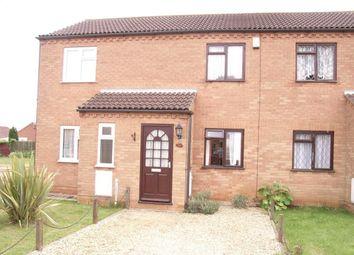 Thumbnail 1 bed terraced house to rent in Burma Close, Dersingham, King's Lynn