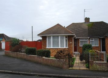 Thumbnail 2 bed semi-detached bungalow for sale in Horsbere Road, Hucclecote, Gloucester