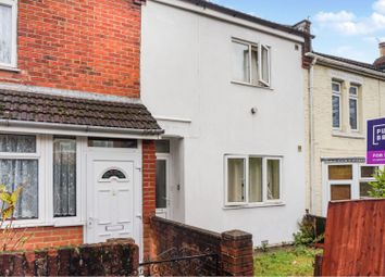 Thumbnail 3 bed terraced house for sale in Warren Avenue, Shirley Warren, Southampton