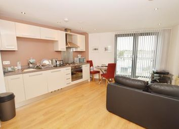 Thumbnail 1 bedroom flat for sale in Echo Central Two, Cross Green Lane, Leeds, West Yorkshire