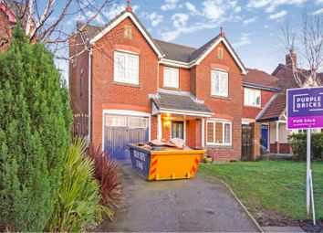 Thumbnail 4 bed detached house for sale in Broadacre, Upholland