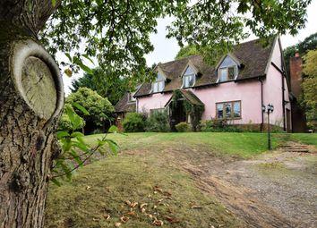 Thumbnail 4 bed detached house for sale in School Lane, Woodbridge
