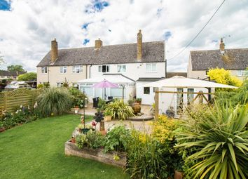 Thumbnail 3 bedroom semi-detached house for sale in Frethern Close, Burford