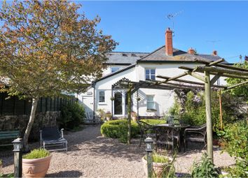 Thumbnail 4 bed cottage for sale in High Street, Halberton, Tiverton