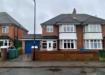Thumbnail 3 bed semi-detached house for sale in Harland Crescent, Southampton