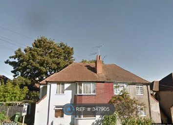 Thumbnail 2 bed maisonette to rent in Crayvalley Road, Orpington