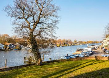 Thumbnail 3 bed flat for sale in Hillrise, Walton-On-Thames, Surrey