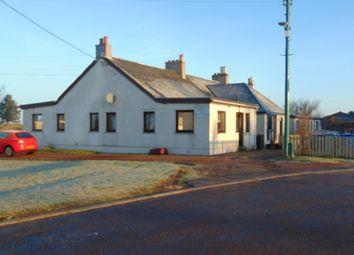 Thumbnail 1 bedroom cottage for sale in Crosswood Terrace, Tarbrax, West Calder