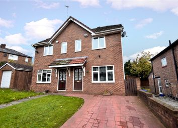 Thumbnail 3 bed semi-detached house for sale in Canterbury Drive, Prestwich, Manchester, Greater Manchester