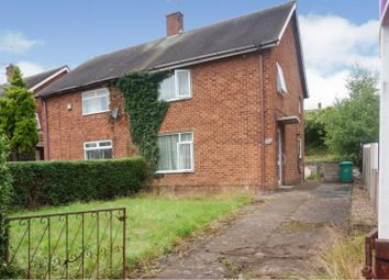 Thumbnail 3 bed semi-detached house for sale in Milverton Road, Bestwood Park