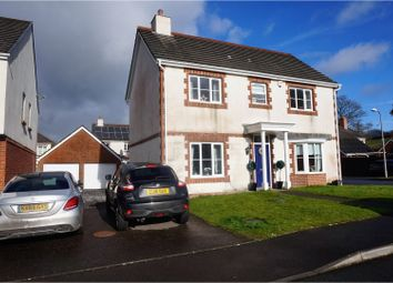 Thumbnail 4 bed detached house for sale in Erwr Brenhinoedd, Ammanford