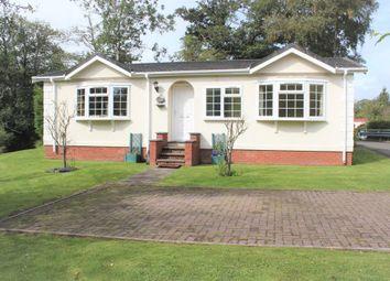 Thumbnail 2 bed detached bungalow for sale in Balgair Castle Park, Fintry