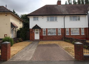 Thumbnail 3 bedroom semi-detached house for sale in St. Annes Road, Wolverhampton