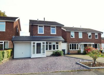 Thumbnail 3 bed link-detached house for sale in Lance Drive, Burntwood