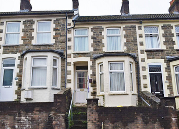 Thumbnail 2 bedroom terraced house for sale in Richmond Road, Abertillery