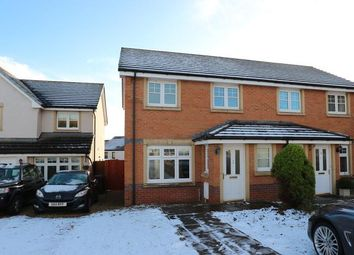 Thumbnail 3 bed semi-detached house to rent in Hallydown Crescent, Eyemouth
