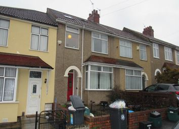 Thumbnail 6 bed terraced house to rent in Keys Avenue, Horfield, Bristol