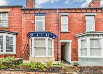 Thumbnail 3 bedroom terraced house for sale in Onslow Road, Sheffield, South Yorkshire