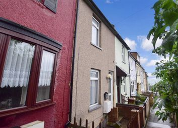 Thumbnail 2 bed terraced house for sale in Sidney Road, Borstal, Rochester, Kent
