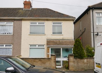 Thumbnail 3 bedroom end terrace house for sale in Broomhill Road, Bristol