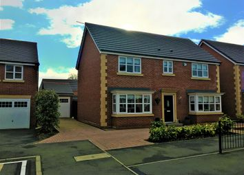 Thumbnail 4 bed detached house for sale in Casbah Close, Liverpool