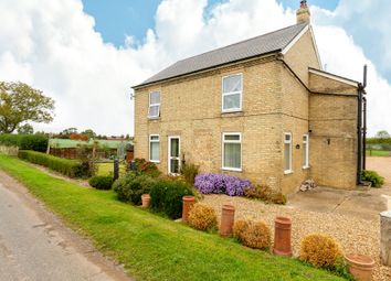 Thumbnail 4 bed cottage for sale in Breach Lane, Wilburton, Ely