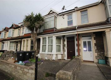 Thumbnail 1 bedroom flat for sale in Swiss Road, Weston-Super-Mare