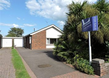 Thumbnail 3 bed bungalow for sale in Rosemary Avenue, Felixstowe, Suffolk