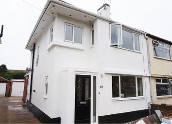 Thumbnail 3 bed semi-detached house for sale in Parkstone Road, Hull