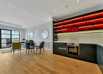 Thumbnail 1 bed flat for sale in Caledonia House, London City Island, London