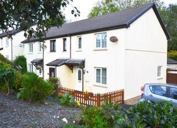 Thumbnail 3 bed end terrace house for sale in School Gardens, Pennar, Pembroke Dock