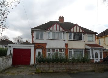 Thumbnail 3 bed semi-detached house to rent in Pendragon Rd, Perry Barr, Birmingham