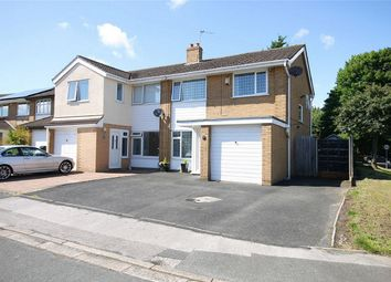 Thumbnail 3 bed semi-detached house for sale in Birdwell Drive, Great Sankey, Warrington