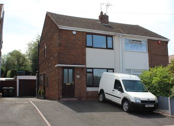 Thumbnail 2 bed semi-detached house for sale in Whitby Road, Newthorpe