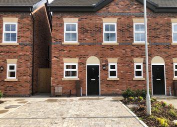 3 bed semi-detached house to rent in Britannia Close, Crewe CW1