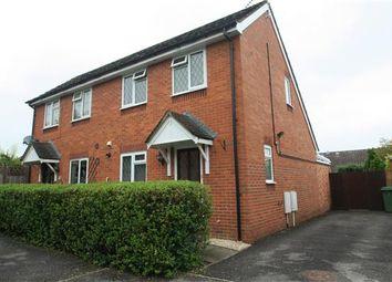 Thumbnail 2 bedroom semi-detached house for sale in Chineham, Basingstoke, Hampshire