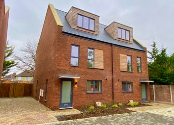 3 bed semi-detached house for sale in Plot 7, Perne Close, Perne Road, Cambridge CB1