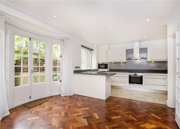 Thumbnail 4 bed detached house to rent in Melbury Road, London