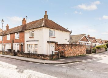 Thumbnail 2 bed terraced house for sale in North Street, Emsworth