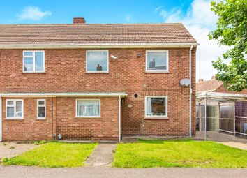 Thumbnail 2 bedroom semi-detached house for sale in Beech Grove, St. Neots