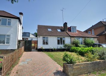 Thumbnail 3 bed bungalow to rent in Alandale Drive, Pinner, Middlesex