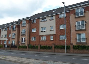 Thumbnail 3 bed flat for sale in Broad Cairn Court, Motherwell, North Lanarkshire