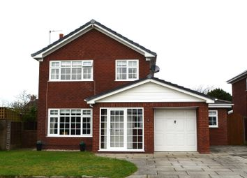 Thumbnail 4 bed detached house for sale in Chandley Close, Southport