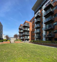 2 bed flat to rent in Sirocco, Channel Way, Ocean Village, Southampton SO14
