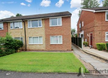 Thumbnail 2 bed flat for sale in Malfield Avenue, Redditch