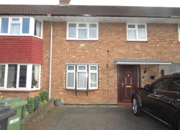 Thumbnail 3 bed terraced house to rent in Hunters Ride, Bricket Wood, St.Albans