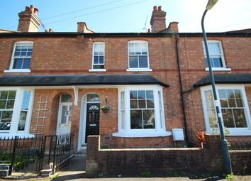 Thumbnail 3 bedroom terraced house for sale in Farm Road, Leamington Spa