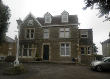Thumbnail 2 bed flat to rent in The Avenue, Clevedon