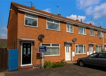 Thumbnail 3 bed end terrace house for sale in Kingsnorth Close, Newark