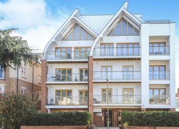 Thumbnail 1 bed flat for sale in Pyrford Road, Pyrford, West Byfleet